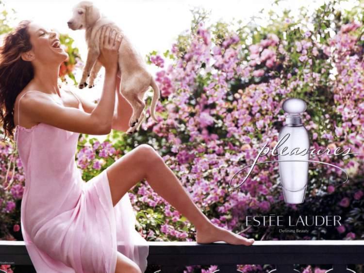 Pleasures Estée Lauder é uma das fragrâncias mais vendidas do mundo