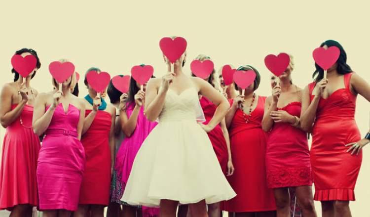 Adereços para festa de casamento