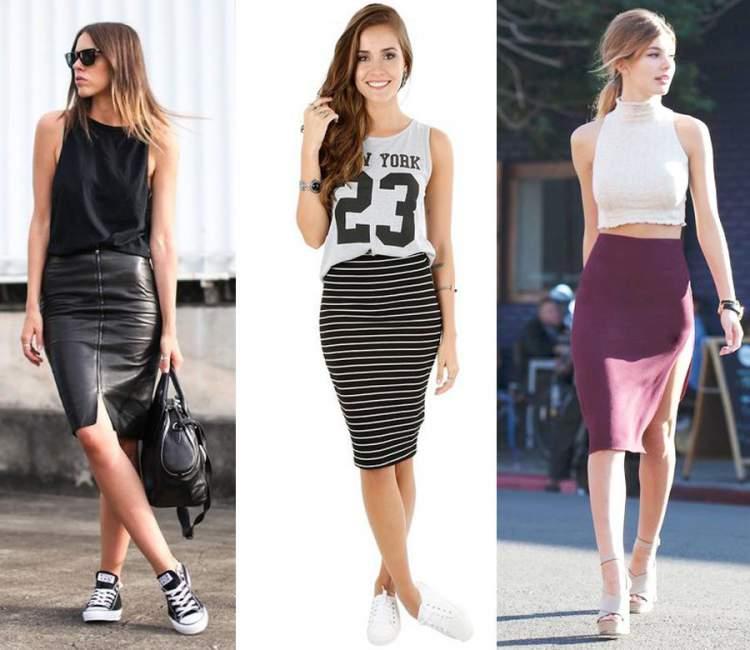 Suficiente 5 modelos de saia que toda mulher precisa ter (47 fotos) - Site de  RK36