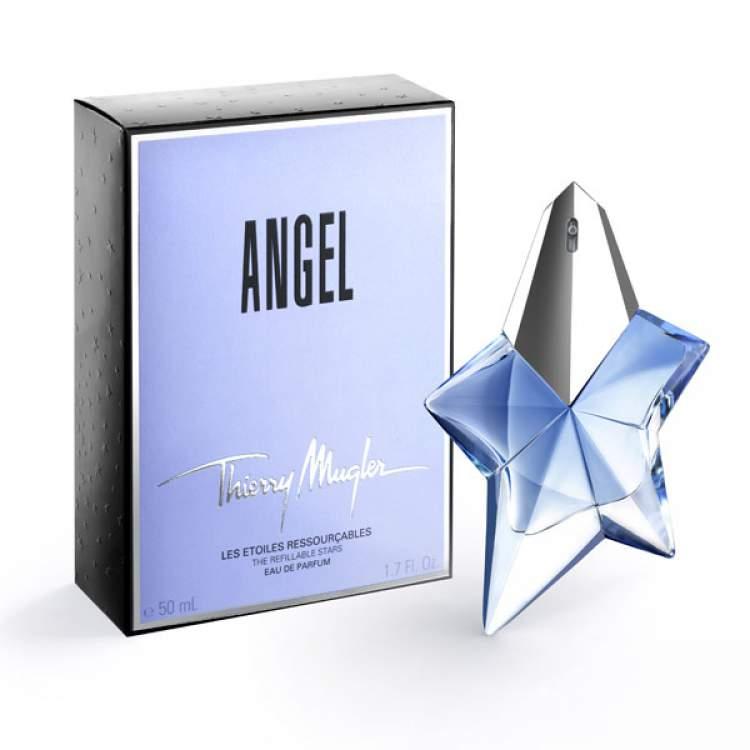 Angel de Thierry Mugler é um dos perfumes mais vendidos no mundo