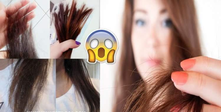 Máscara caseira para cabelos frágeis: Receita passo a passo