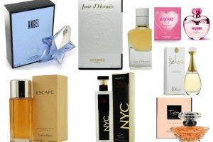 Top 12 perfumes mais desejados do mundo