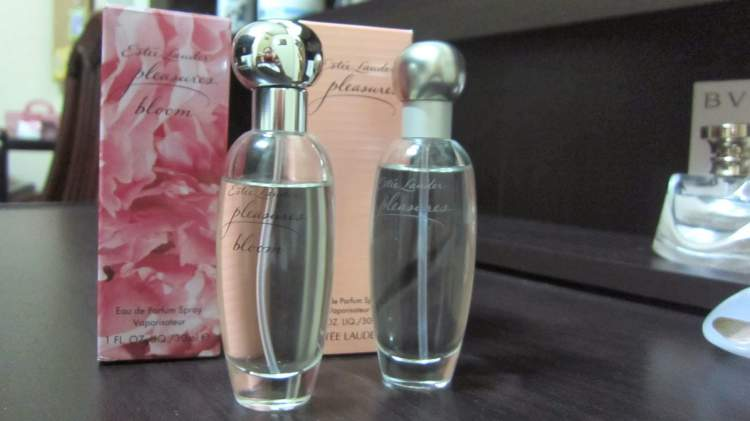 Pleasures de Estée Lauder é um dos perfumes mais vendidos no mundo