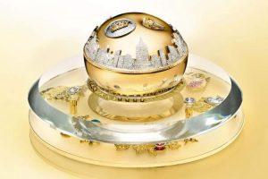 The Million Dollar Perfume Bottle, por DKNY é um dos perfumes femininos mais caros do mundo