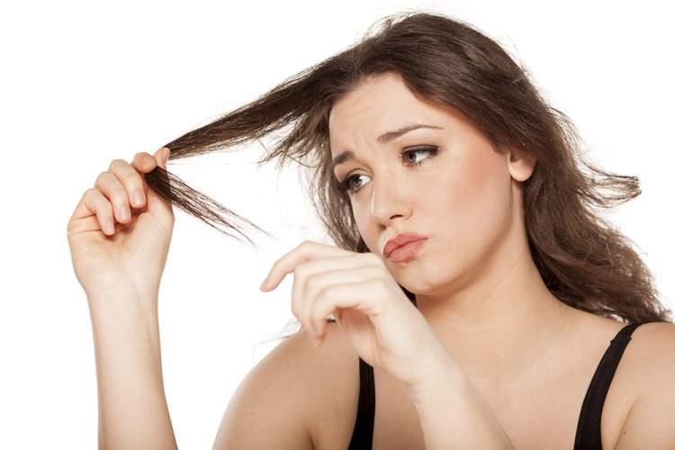 quando o cabelo não cresce é sinal de que precisa de um novo corte