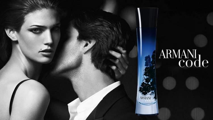 Armani Code Feminino de Giorgio Armani é um dos perfumes que farão você se sentir mais sexy