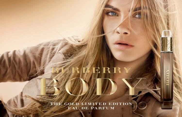 Burberry Body de Burberry é um dos perfumes que farão você se sentir mais sexy