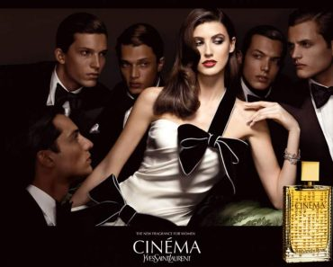 Cinéma, Yves Saint Laurent é um dos perfumes que farão você se sentir mais sexy