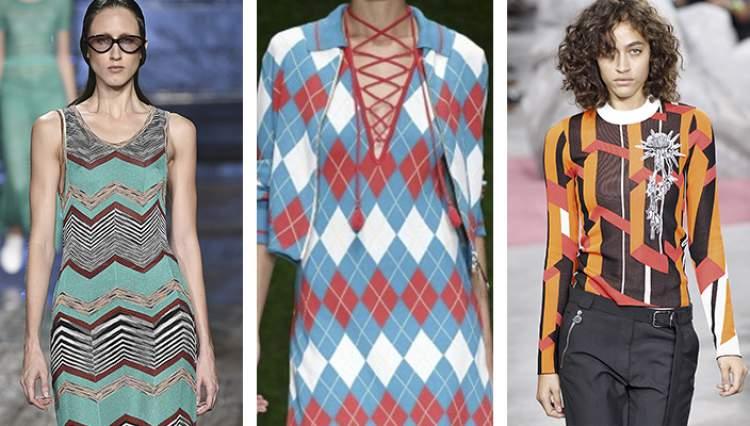 Anos 80 entre as principais tendências da moda primavera verão 2018