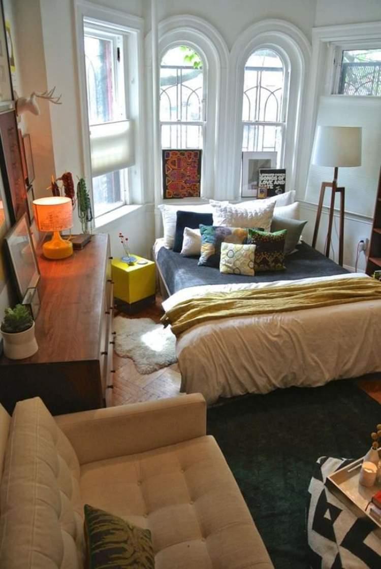 6 erros que voc comete ao decorar um apartamento pequeno - Como decorar un apartamento pequeno ...