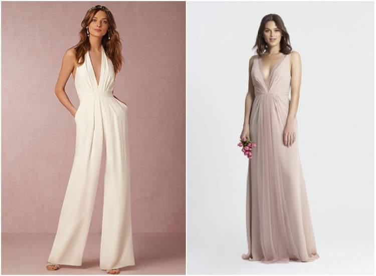 Modelos de Vestidos de Noiva para Casamento no Civil em 2017