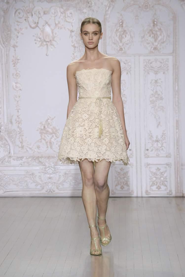 Sugestão de Vestido para Noiva Casar no Civil em 2017
