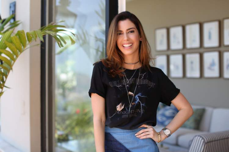 T-shirts são tendências da moda primavera verão 2017-2018