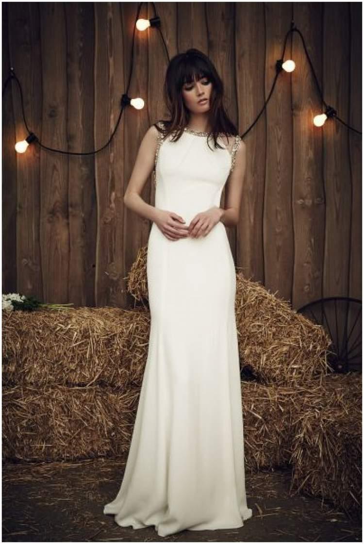Vestido de Noiva para Casar no Civil em 2017