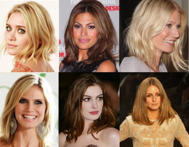 Cortes de cabelo médios mais desejados