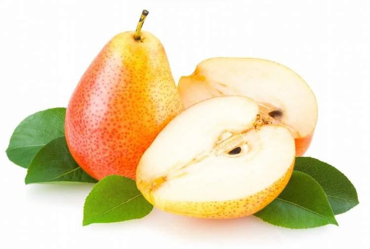 As peras são inibidores naturais da fome