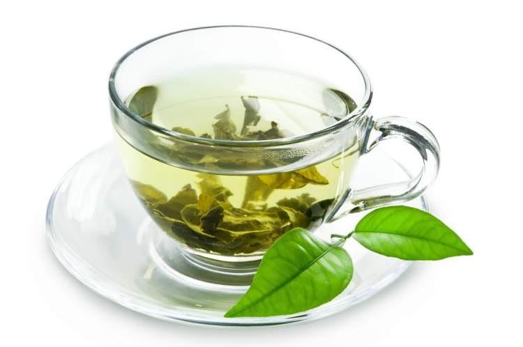Chá verde inibe o apetite