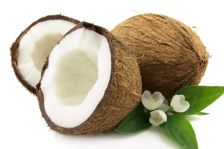 Coco é uma fonte de proteínas