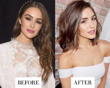 Corte de cabelo de famosa para repaginar o visual