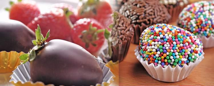 doces são alimentos que você jamais deve comer quando estiver doente