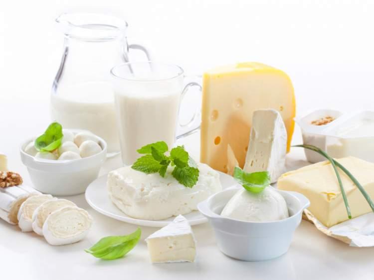 Evite os derivados do leite quando estiver doente