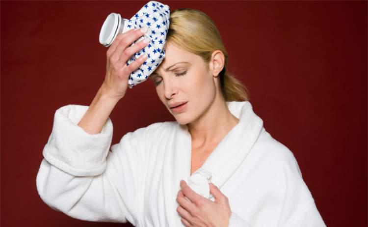 Febre constante é um dos sintomas da AIDS