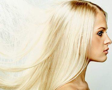 Hidratação caseira para cabelos loiros