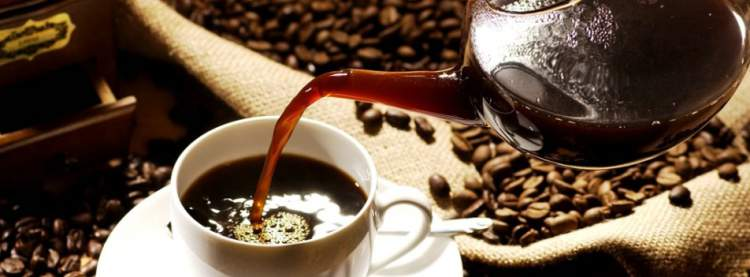 Jamais beba café se você estiver doente