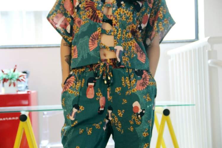 O japonismo é uma das principais tendências da moda primavera 2017