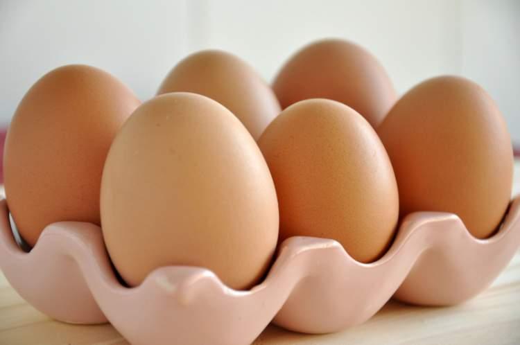 Ovos são alimentos ricos em proteínas