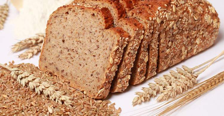 O pão integral pode aumentar a fome