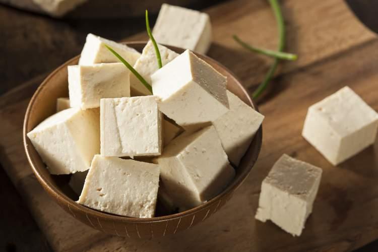 Tofu inibe o apetite