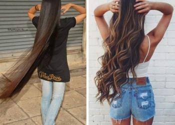 Veja como conquistar cabelos longos lindos e saudáveis