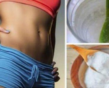 Veja como usar o bicarbonato de sódio para eliminar a gordura da barriga