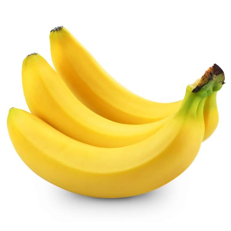 A banana é excelente para hidratar o cabelo