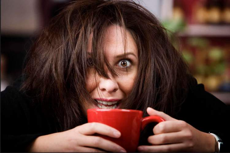 Excesso de cafeína pode causar enxaqueca