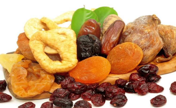 Frutas secas ajudam a queimar gordura todos os dias sem passar fome