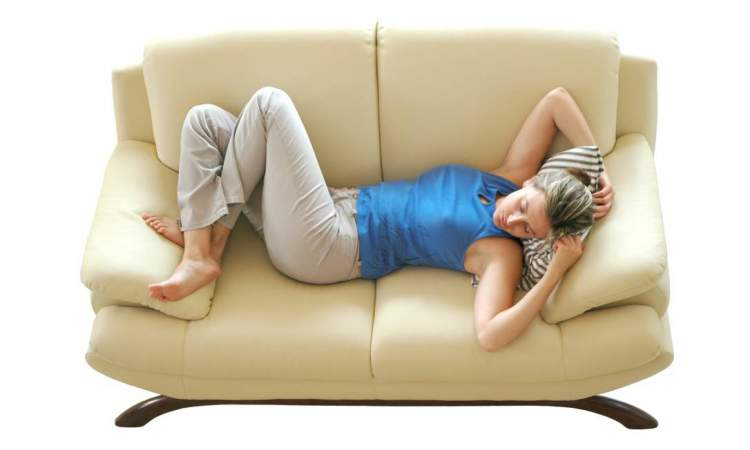 sedentarismo pode provocar enxaqueca