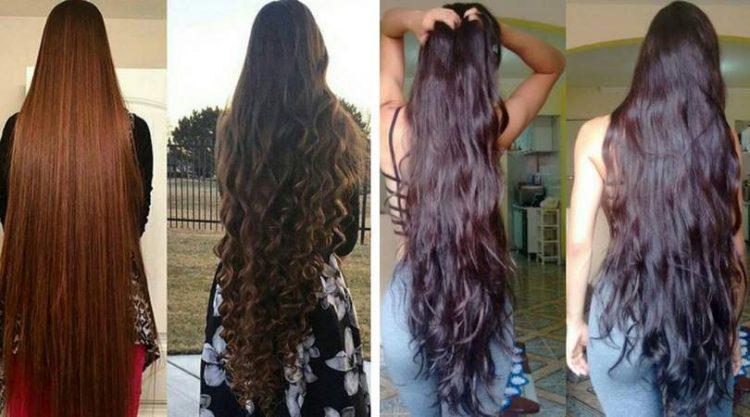 11 truques geniais para alcançar cabelos enormes em apenas um mês