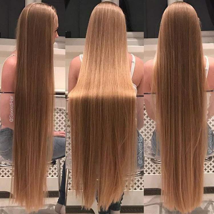 Veja como fazer seu cabelo ficar enorme em apenas 4 semanas