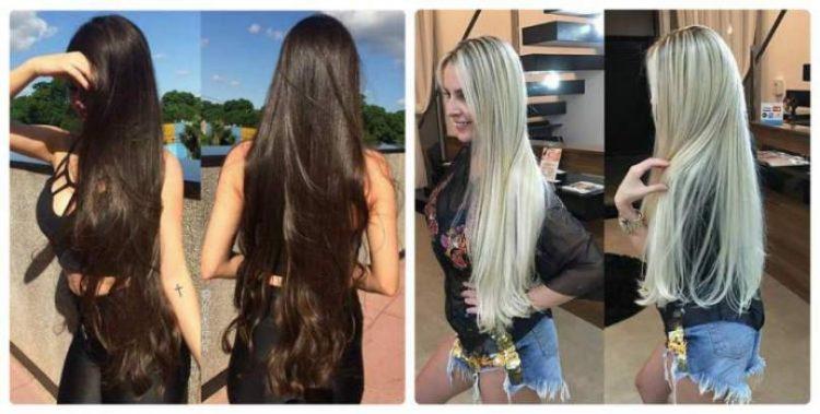Receita de vinagre para fazer o cabelo crescer mais rápido