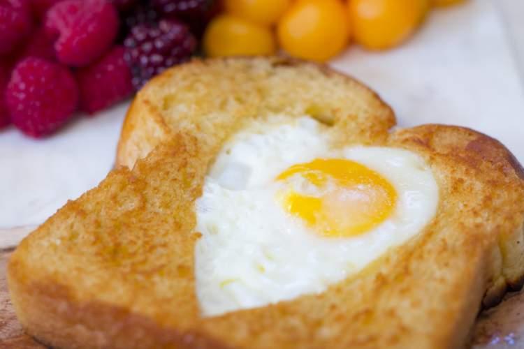 café da manhã personalizado para o namorado