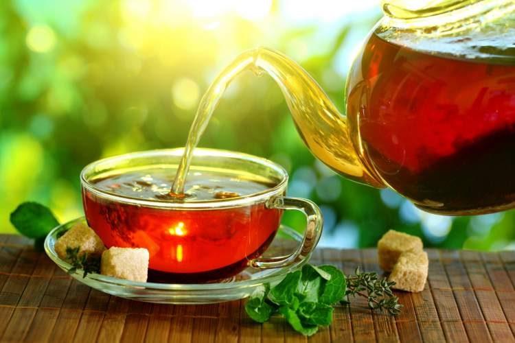 Chá é um dos alimentos que realmente ajudam a eliminar gordurinhas
