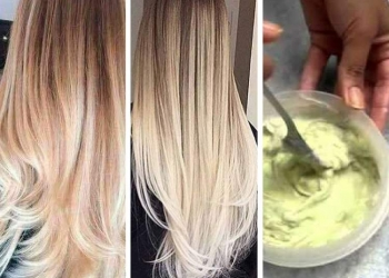 dicas caseiras para hidratar cabelos loiros