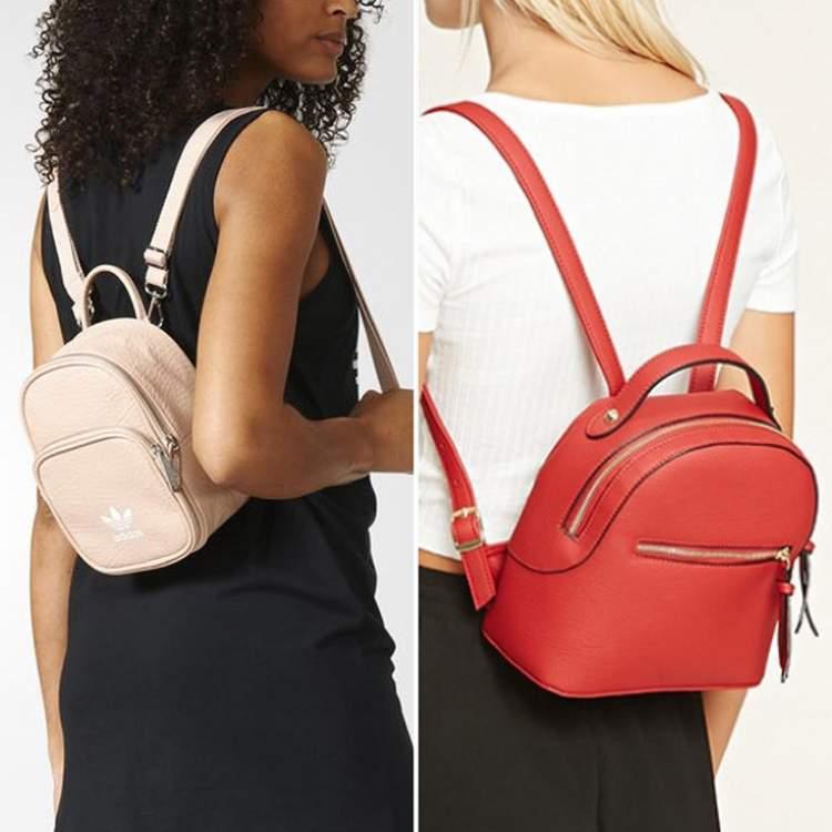 Mochila Feminina Mini Bag