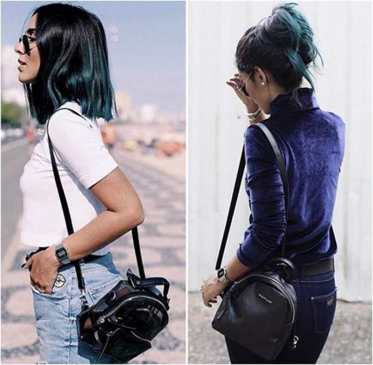 Mochila feminina mini é tendência