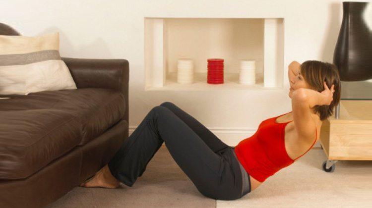 Motivos para treinar em casa