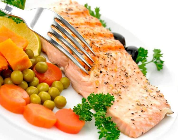 Peixe tem o poder de limpar o colesterol preso nas paredes das artérias