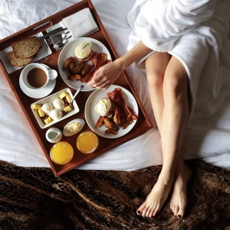 ideias de surpresa com café da manhã no dia dos namorados