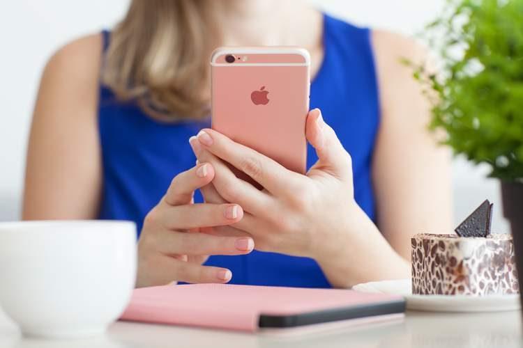 Use as redes sociais para conseguir ter uma visa mais saudável